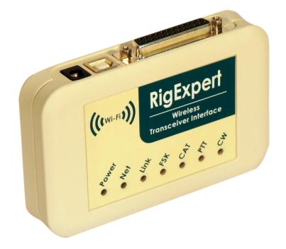 Télécommande / Interface audio émetteur récepteur en WIFI : RigExpert WTI-1 Wti1-sm-1